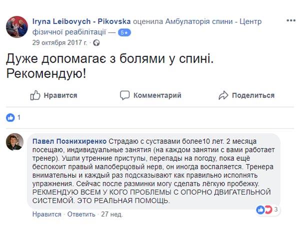 Ирина Лейбович и Павел Познихиренко