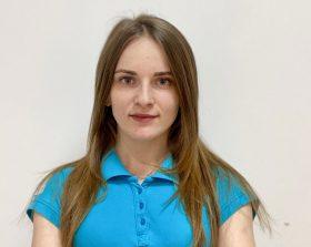 Yuliia Zvereva