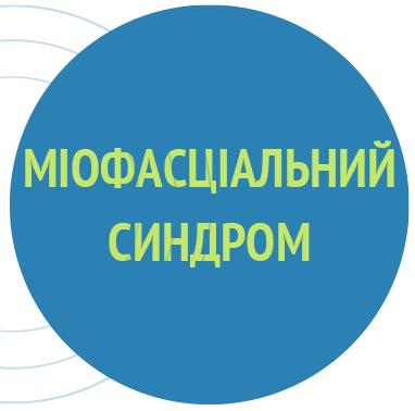 Myofascial syndrome