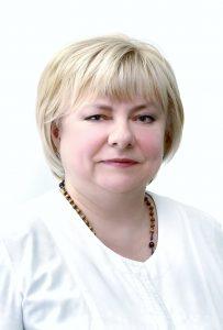 Suprunets Olena Ivanivna